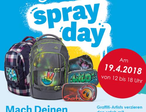 Spray Day 2018